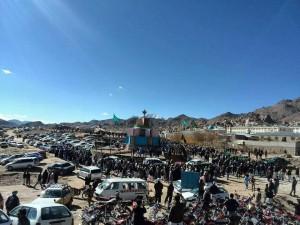 مردم در جاغوری  .